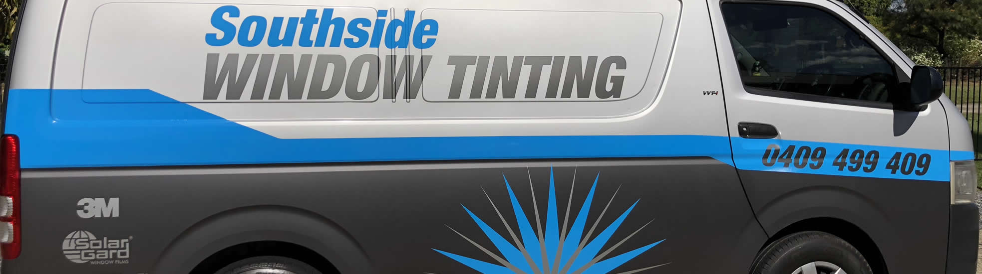 Southside Window Tinting come to you